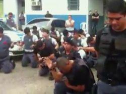 policiais-oracao-espirito-santo